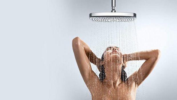 Как правильно принимать душ беременным 4