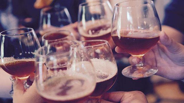 Как правильно пить в запое