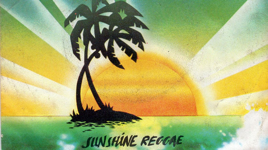sunshine reggae Sunshine reggae tab (version 1) by laid back at guitaretabcom.