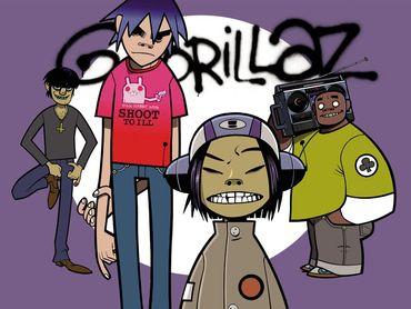 Gorillaz - Dare - видео, текст - слушать онлайн бесплатно