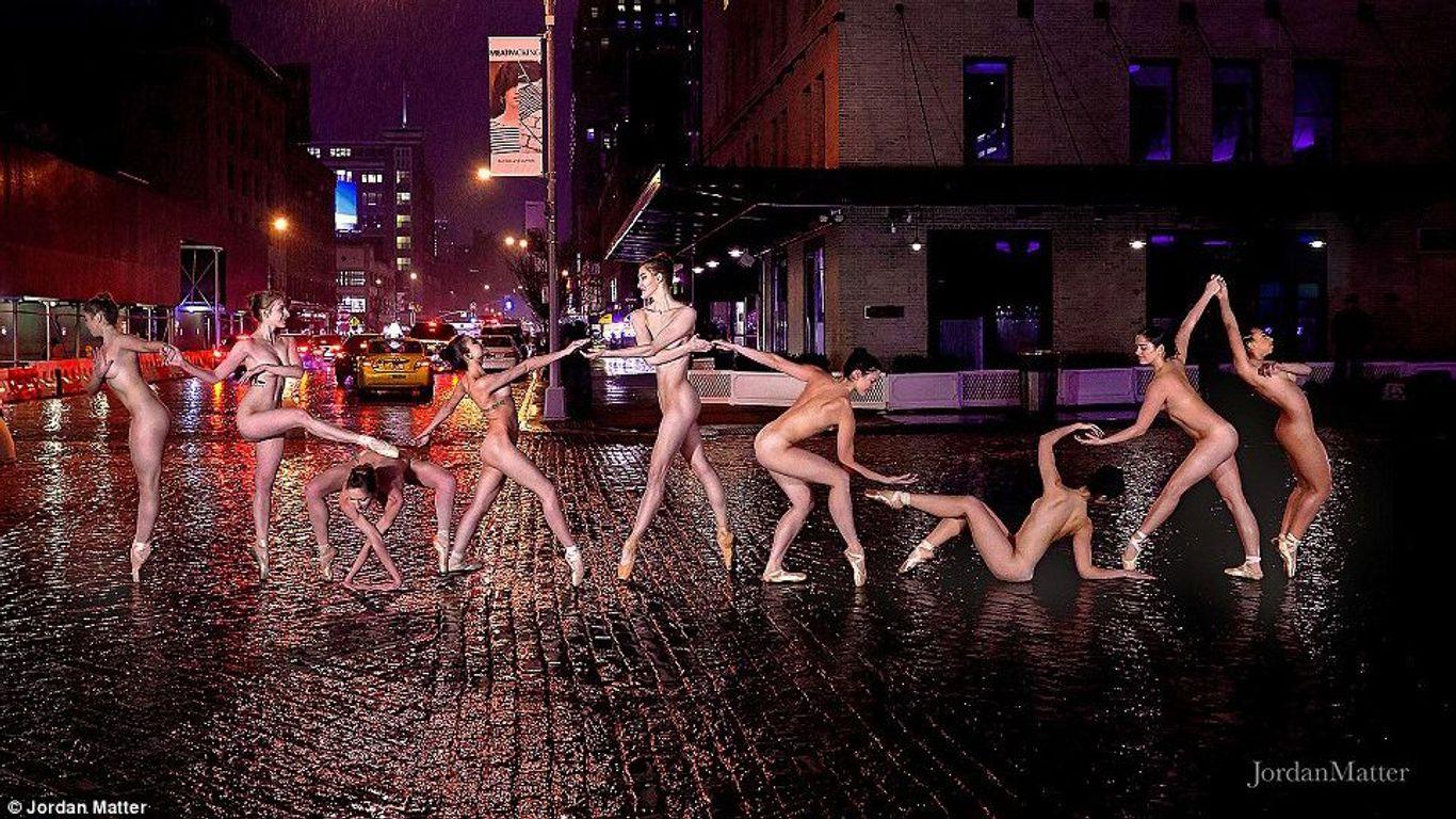 Глые балерины