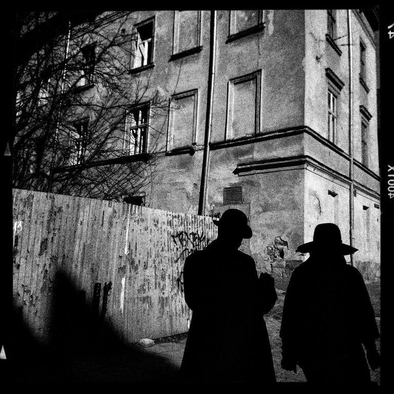 Черно-белая Украина: обыденность украинцев глазами литовского фотографа