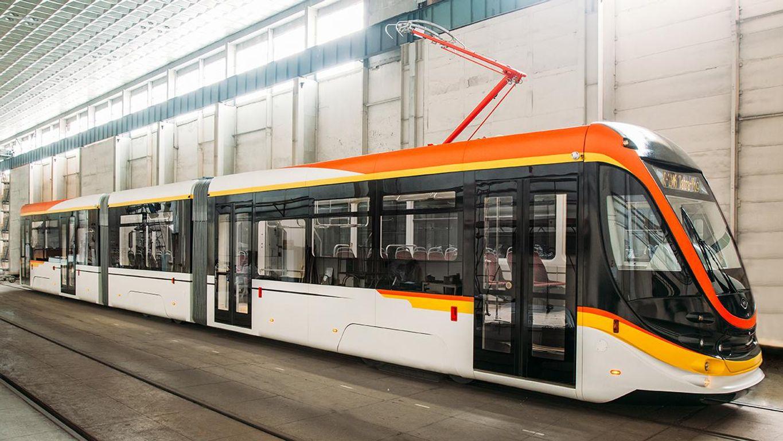 Новый трамвай украинского производства испытают на Одесчине - Цензор.НЕТ 4250