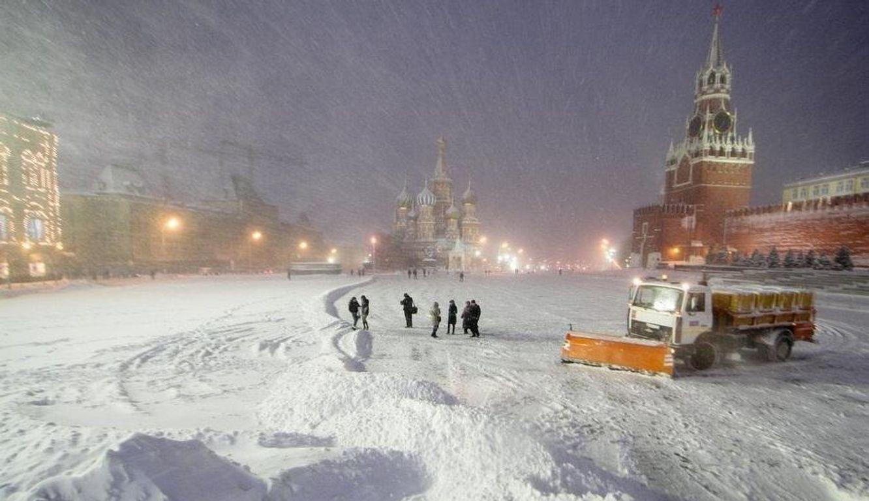 Image result for снег в москве март 2008