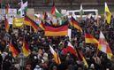 Антиісламський рух Pegida відновив мітинги