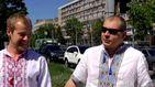 В Харькове бум популярности на национальную символику