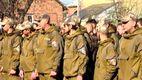 На Донбасс в составе батальона МВД поедет девушка-новобранка