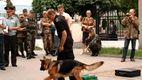 """У Хмельницькому обирали собак-""""міліціонерів"""""""