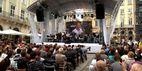 Alfa Jazz Fest во Львове: мировые звезды играли под открытым небом