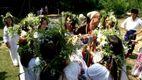 В Киеве показали весь колорит праздника Ивана Купала