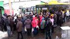 Колапс у Сумах: масовий страйк працівників комунального транспорту