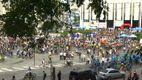 Незвичні велосипеди і учасники: як у Києві відбувся велодень