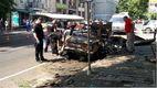 Авто вибухнуло центрі Одеси: в  кафе вибило вікна