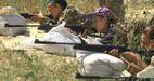 Українські школярі проходять бойовий вишкіл разом з кадровими військовими