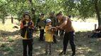 Бойцы АТО открыли необычный детский лагерь в Запорожье