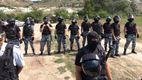 В Крыму вооруженные правоохранители оцепили участников патриотической акции
