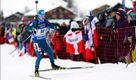 Кубок мира по биатлону: Вита Семеренко неожиданно потеряла бронзу в персьюте