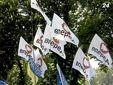 У столиці проходить мирний Весняний марш протесту