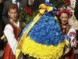 Украина отмечает 20 годовщину Независимости