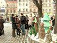 У Львові презентували ялинки, створені дітьми