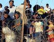 За одну ночь 8 000 сирийцев бежали в Турцию
