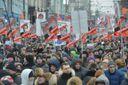 """У центрі Москви – """"Марш проти негідників"""" (Фото)"""