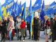 """У Сімферополі пройшов """"антифашистський мітинг"""""""