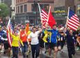 Бостонский марафон завершился через 40 дней после его начала (Видео)