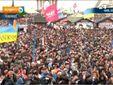 На віче прийшло понад 150 тисяч людей