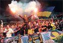 """УЕФА дисквалифицировала """"Арену Львов"""" и оштрафовала ФФУ из-за ультрас"""