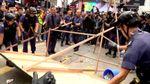 В Гонконге заканчиваются протесты
