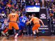 Спортивний огляд. Лень серед найефектніших баскетболістів планети, Журба – найкращий футзаліст