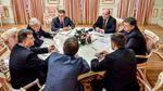Україна бореться для захисту не тільки себе, але і Європи, — Сорос до Порошенка