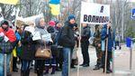 """У Києві триває Марш Солідарності: """"Я — Волноваха"""" (Онлайн)"""