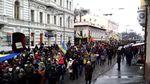Акції солідарності проти тероризму відбулися по всій Україні