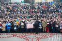 Марші на підтримку України пройшли у містах по всьому світу, — МЗС