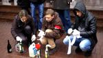 """""""Правый сектор"""" митингом отметил годовщину """"кровавого Крещения"""""""