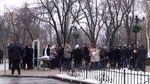У Києві політики та урядовці вшанували День соборності