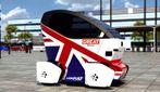 В Великобритании разрабатывается беспилотный электромобиль для такси