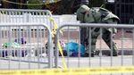 В США начался суд над организатором взрыва на Бостонском марафоне