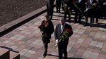Петро Порошенко та Арсеній Яценюк поклали квіти до пам'ятника Кобзареві