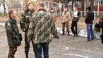Из Черновцов в учебные части отправили 70 мобилизованных