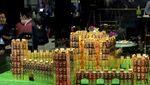 В Стамбуле показали Анатолийскую крепость из золота