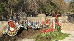 Появились фото могилы Януковича-младшего