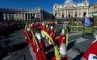 Католики всього світу відзначають пальмову неділю