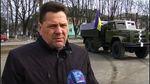 Кіровоградські волонтери відремонтували та відправили на Схід 3 військові вантажівки