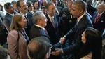 Лидеры США и Кубы пожали руки на саммите