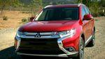Автотехнологии. Продажи обновленного Mitsubishi Outlander стартуют в сентябре