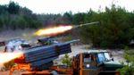 """Найактуальніші фото 20 квітня. Стрільба з """"Граду"""", п'ята хвиля часткової мобілізації"""