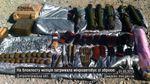 Найактуальніші кадри 5 травня: затримання незаконної зброї, водій тролейбуса у вишиванці